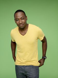 "New Girl S3 Lamorne Morris as ""Winston Bishop"""