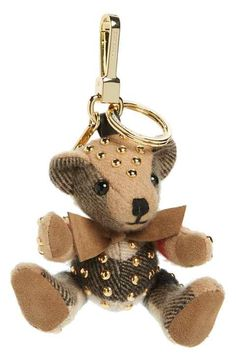 Burberry Thomas Bear Cashmere Bag Charm