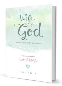 Suburban Stereotype: Review & Giveaway of Unveiled Wife's new book Wife After God 30 Day Marriage Devotional. Great book!