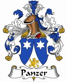 Panzer family crest
