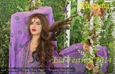 Wareesha Luxury Eid Festival Ladies Outfits by Ashna Khan 9 300x194 Wareesha Luxury Eid Festival Ladies Outfits by Ashna Khan