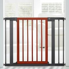 The First Years Extra Tall Decor Gate Indoor Safety Gates Baby Dog Pinterest And