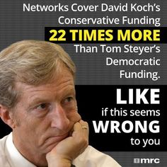 The liberal media LOVE to attack the Koch brothers.  But they're covering up the facts about this liberal billionaire!  Click here to get the full picture: http://goo.gl/TyDZg8