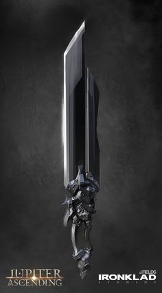 Ascending Concept Art by Justin Fields Jupiter Ascending Concept Art by Justin FieldsJupiter Ascending Concept Art by Justin Fields Anime Weapons, Sci Fi Weapons, Weapon Concept Art, Weapons Guns, Fantasy Sword, Fantasy Weapons, Armes Futures, Armadura Steampunk, Killzone Shadow Fall