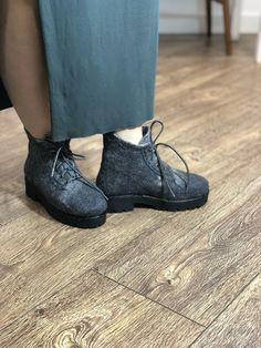 683acfe215f0 Shoes, felted Handmade. women's shoes.: лучшие изображения (47) в ...