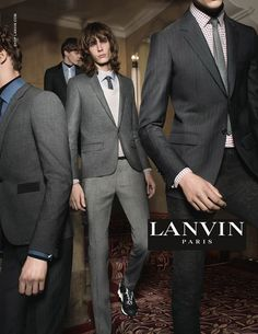 Lanvin unveiled its Fall/Winter 2015 campaign, photographed by Tim Walker and styled by Jacob K.