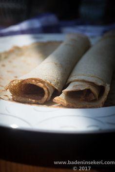 Sütsüz & Tahılsız Krep – Bade'nin Şekeri