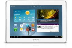 "356€ Samsung Galaxy Tab 2 P5100 - Tablet de 10.1"" (Wifi, Bluetooth, 3G, 16 GB, Android 4.0 (Ice Cream Sandwich)), blanco: Amazon.es: Informática"