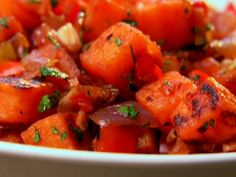 Give your morning eggs some next-level company with a scrumptious Sweet Potato Hash.