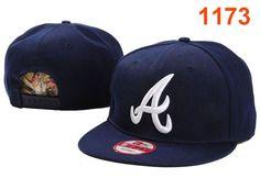 New Era MLB Atlanta Braves Caps Navy 3197|only US$8.90