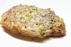 Are you sick of everything poultry? Try these parmesan baked pork chops for a non-holiday feast. Your taste buds will thank you.
