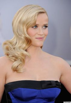 James Gartner, Pravana Artistic Counsil Member and Senior Hair Artist @ Bii Hair Salon reveals how to achieve Reese Witherspoon's glam look  http://www.modernsalon.com/hair-photos/how-to/hair-styling-updos/THE-OSCARS-Reese-Witherspoons-Cascading-Side-Waves-193382241.html
