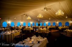A full view of our outdoor ballroom . . . at The Grandview (Courtesy of Vivian Photography)