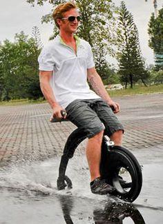 YikeBike - The world's first super light folding electric bike. | Urban Freedom