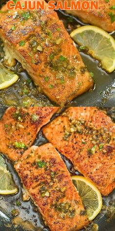 This Cajun Salmon recipe is an ultra-easy and flavorful dinner to make during yo.- This Cajun Salmon recipe is an ultra-easy and flavorful dinner to make during yo… This Cajun Salmon recipe is an ultra-easy and flavorful… -