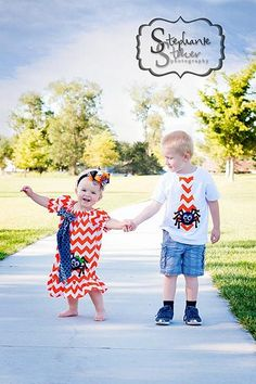 Such a fun, unique girls Halloween dress with the spider on it, yet the big bow and fall colors make it perfect for Halloween and the… Newborn Outfits, Boy Outfits, Fall Outfits, Halloween Dress, Halloween Outfits, Fall Halloween, Online Clothing Stores, Online Shopping Clothes, Girls Fall Dresses