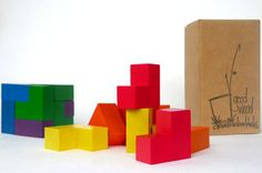 GoodWood Deconstruction Blocks, C by Moolka.com