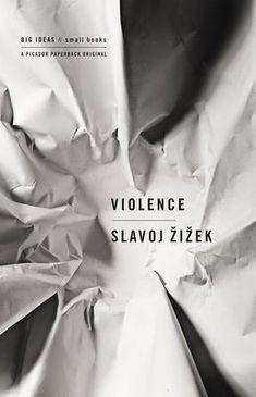 Violence by Slavoj Zizek. Design by Henry Sene Yee #bookcovers