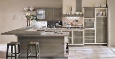 cucina in muratura moderna - Google Search