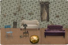 John Derian -that is NOT a room of furniture