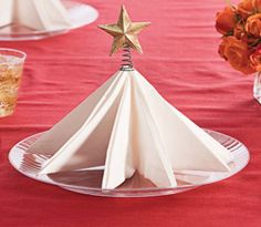 Add a little creativity into your tables place setting with our paper napkin folding ideas. Napkin folds all come with easy to follow instructions to help you get the correct napkin folding technique