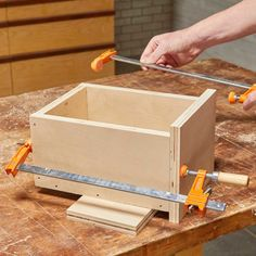 How To Build A Wall-Mounted Bike Rack With Storage — The Family Handyman Bike Wall Storage, Plywood Storage, Diy Storage Shelves, Shed Storage, Diy Bike Rack, Wall Mount Bike Rack, Velo Design, Build A Bike, Build A Wall