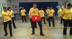 70-Year Old Man Shocks Everyone With His Dance Moves. Incredible!