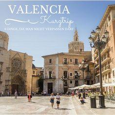 Valencia ist vielleicht das best gehüteste Geheimnis Spaniens. Jeder kennt Madrid oder Barcelona, aber Valencia hat mindestens genauso viel zu bieten - wenn nicht sogar mehr.