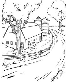 scenic coloring pages | Print This Page] [Go to the next Page]