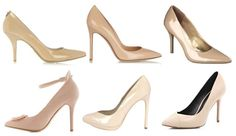 Date Night Outfits: 6 Classic Nude Pumps Perfect For Spring Date Night #springfashion #shoes