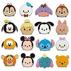 Disney ''Tsum Tsum'' Mystery Pin Pack | Disney Store