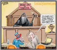 Presumptuous Politics: Muslims in the United States Cartoons