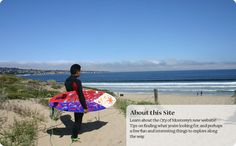 Del Monte Beach in Monterey... one of my fav places to relax the day away.