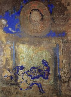 Odilon Redon, Evocation n.d.