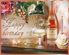 Birthday Name, Happy 2nd Birthday, Happy Birthday Images, Birthday Greetings, Birthday Wishes, Name Day, Happy B Day, Vodka Bottle, Christmas Cards