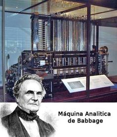 Inventor de la máquina analítica