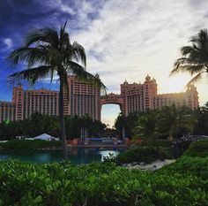 Make every day an adventure at #AtlantisResort! Photo by @camilamercadante