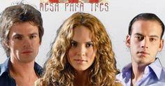 Mesa para tres es una exitosa telenovela colombiana realizada por Caracol Televisión en el año 2004. Sus protagonistas fueron el actor mexi...