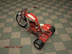 Kustom Kulture Photography Of Angel Factory Photography Drift Trike Motorized, Custom Trikes, Trike Motorcycle, Kids Scooter, Power Wheels, Kids Ride On, Pedal Cars, Mini Bike, Go Kart
