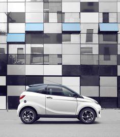 Den Aixam Coupé Evo gibt es ab sofort auch serienmäßig mit ABS. Sicherheit steht bei uns an erster Stelle! #aixam #sicherheit #fahrenab15jahren Evo, Ab Sofort, Vehicles, Sporty Look, Safety, Vehicle, Tools