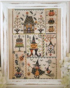 "CUORE E BATTICUORE ""Halloween In Quilt"" 