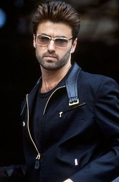 George Michael brilliant English singer songwriter
