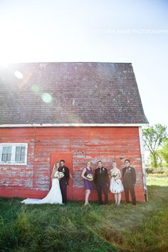 Victoria Anne Photography - wedding party