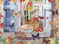 "September Apple Pie""-Shawn Jenkins (48 pieces)"