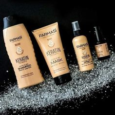 Who is our Keratin care line? Intensive herbal keratin complex with ., Who is our Keratin care line? With dense herbal keratin complex, your hair comes back to life! Keratin Hair, Stay Matte Foundation, Farmasi Cosmetics, Keratin Complex, Beauty Consultant, Hair Serum, Healthy Beauty, Body Care, Wine Racks