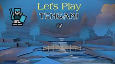 "Tengami. #1. First Play. ""Wolves Sleeping"""