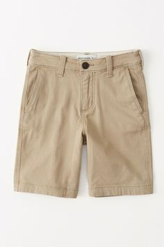Buy Abercrombie & Fitch Khaki Shorts from the Next UK online shop Green Outfits For Women, Abercrombie Kids, Kids Shorts, Khaki Green, Latest Fashion For Women, Mens Fashion, 6 Years, Casual Shorts, Mens Khaki Shorts