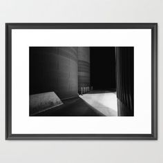 """Loneliness.... Framed Art Print by Wood-n-Images """"It's hard being left behind. It's hard to be the one who stays."""""""