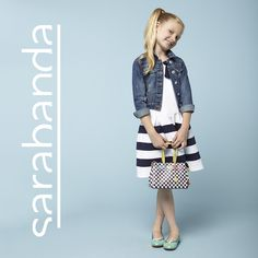#sarabandaofficial #sarabandamoda #sarabandakidswear #sarabandafashion #ss16 #newcollection #girl http://www.sarabanda.it/it/collezione-vestiti-bambina/