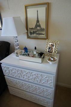 Best DIY Ever: My Ikea Malm Dressers!